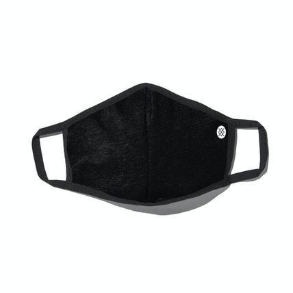 Stance Face Mask - Back Burner Black