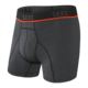 Saxx Kinetic HD Boxer Brief - Grey Feed Stripe