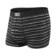 Saxx Vibe Boxer Brief - Black Coast Stripe