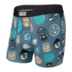 Saxx Vibe Boxer Brief - Navy Everyday Is Earth Day
