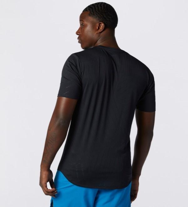 New Balance Men's Q Speed Short Sleeve