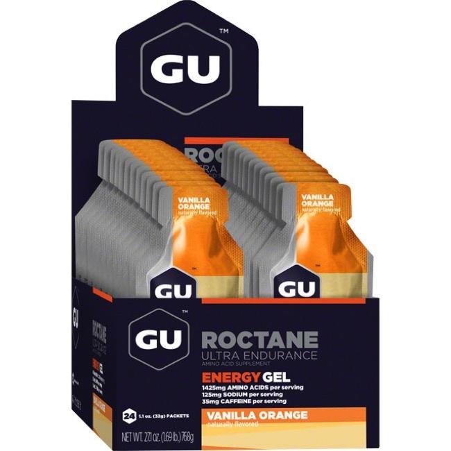GU Roctane Case (24) - Vanilla Orange