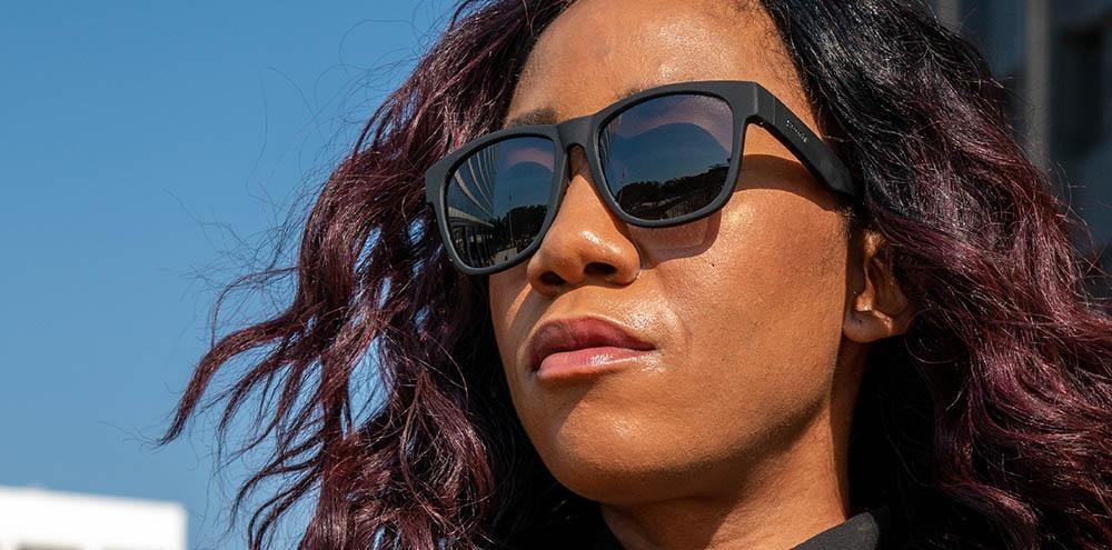 BFG Goodr Running Sunglasses - Hooked On Onyx