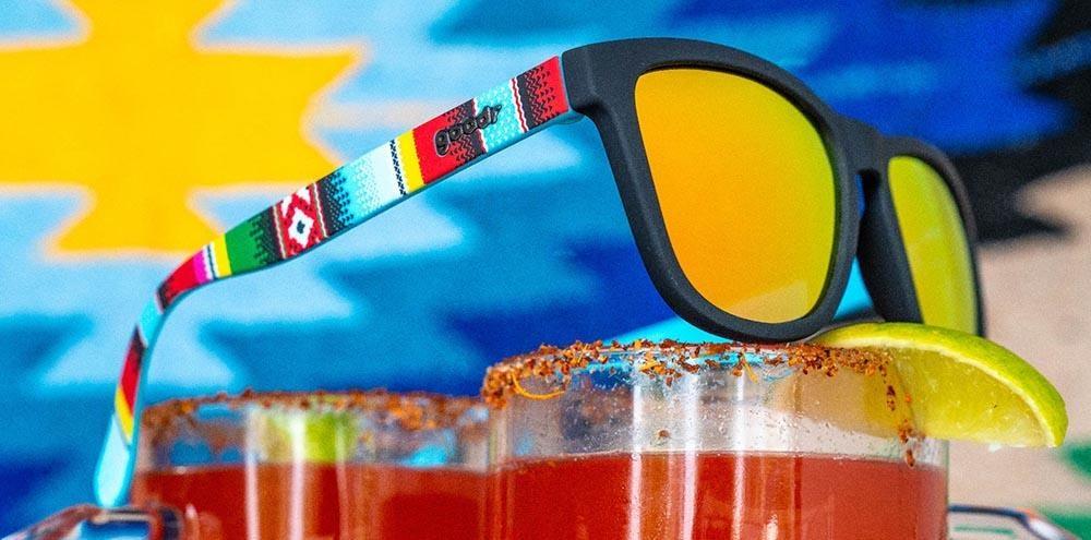 OG Goodr Running Sunglasses - Battle of Puebla After-Party