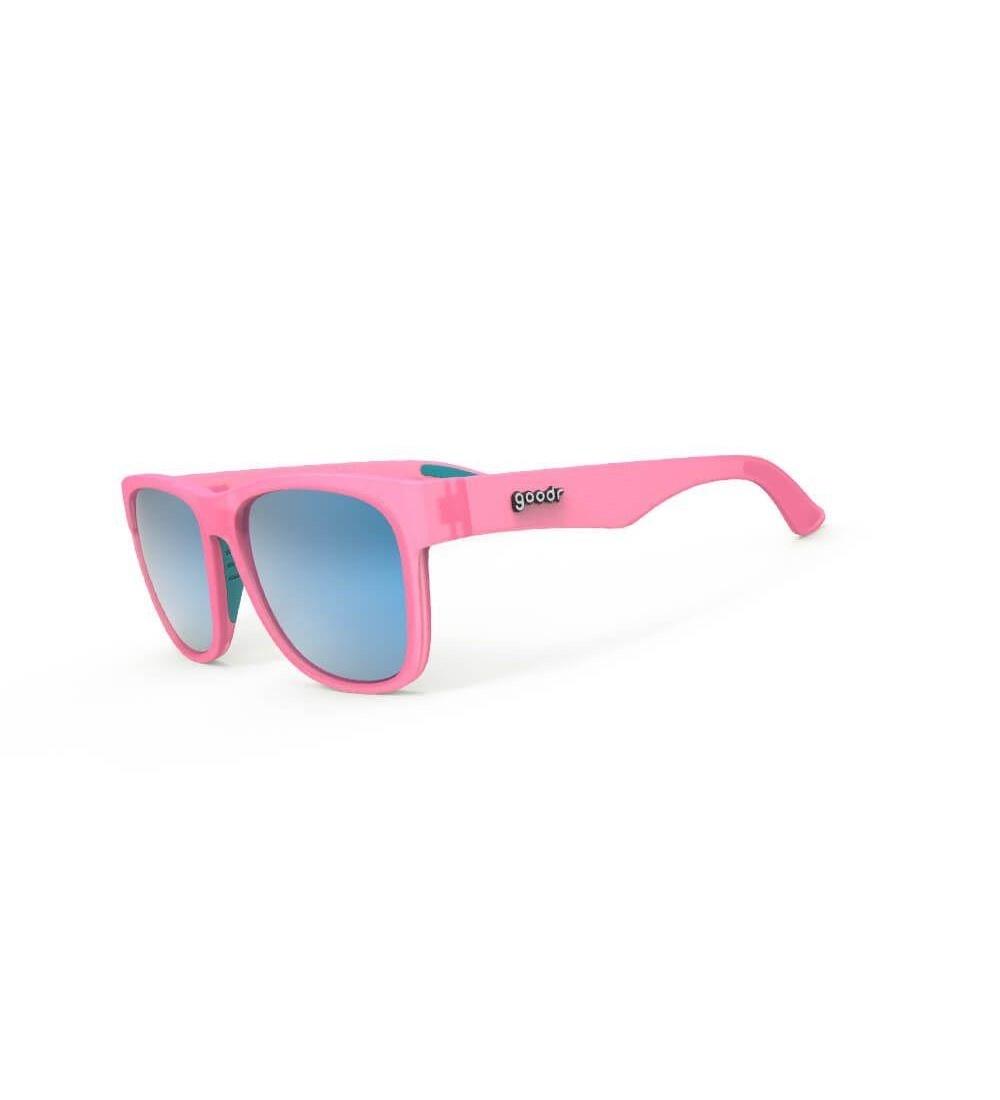 BFG Goodr Running Sunglasses - Do you even pistol, flamingo?