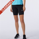 New Balance Women's Impact Fitted Shorts