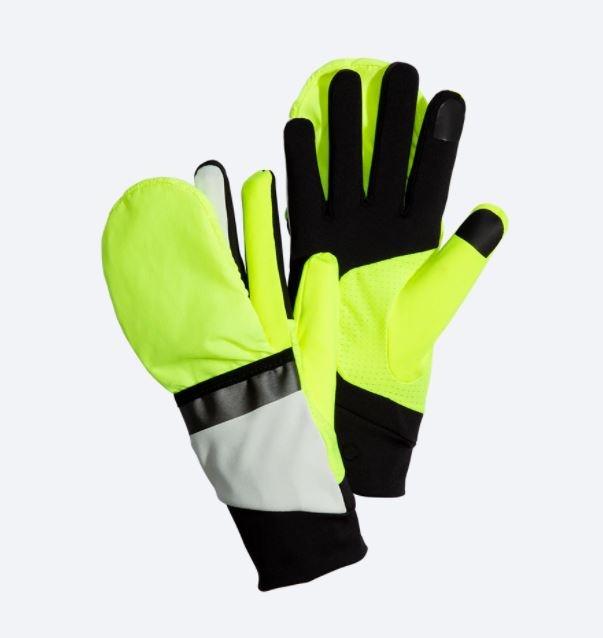 Brooks Draft Hybrid Carbonite Glove