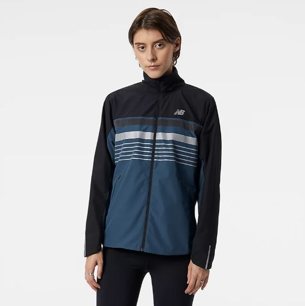 New Balance Women's Accelerate Protect Jacket