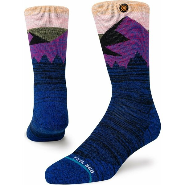 Stance Hike Mid Cushion Divide ST
