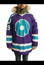 Chandail de Hockey - Mauve  | Collection 2019