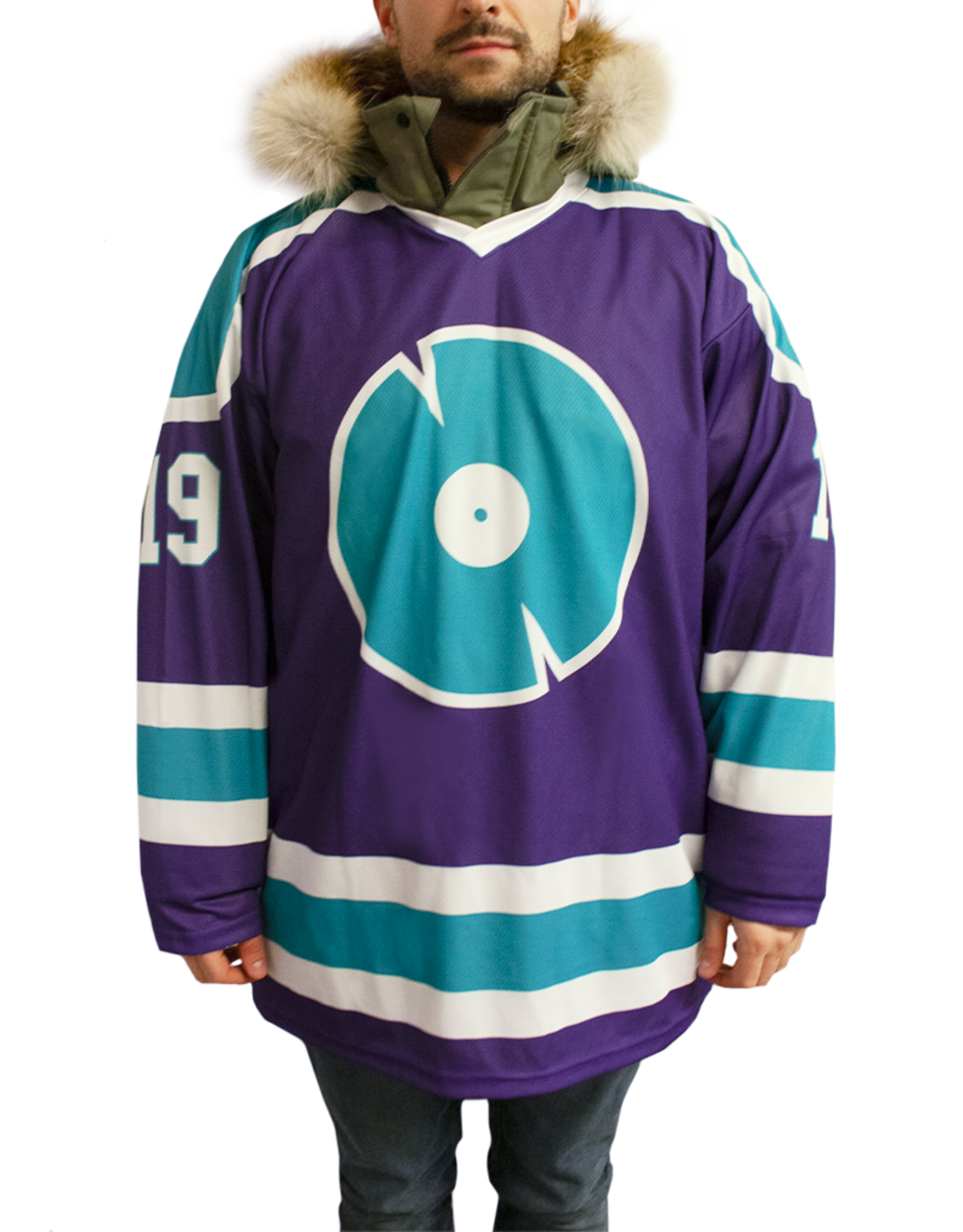 Hockey sweater - Purple | 2019 Collection