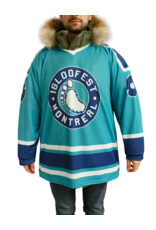 Chandail de Hockey Turquoise | Collection 2020