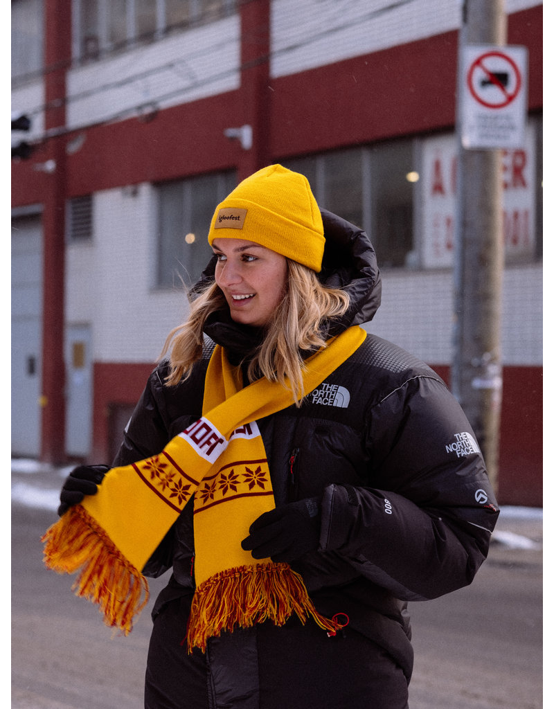 Tuque Pêcheur Jaune Moutarde | Collection 2020