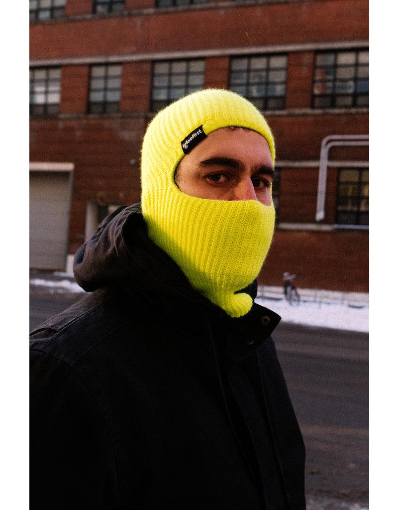 Yellow Balaclava | 2020 Collection