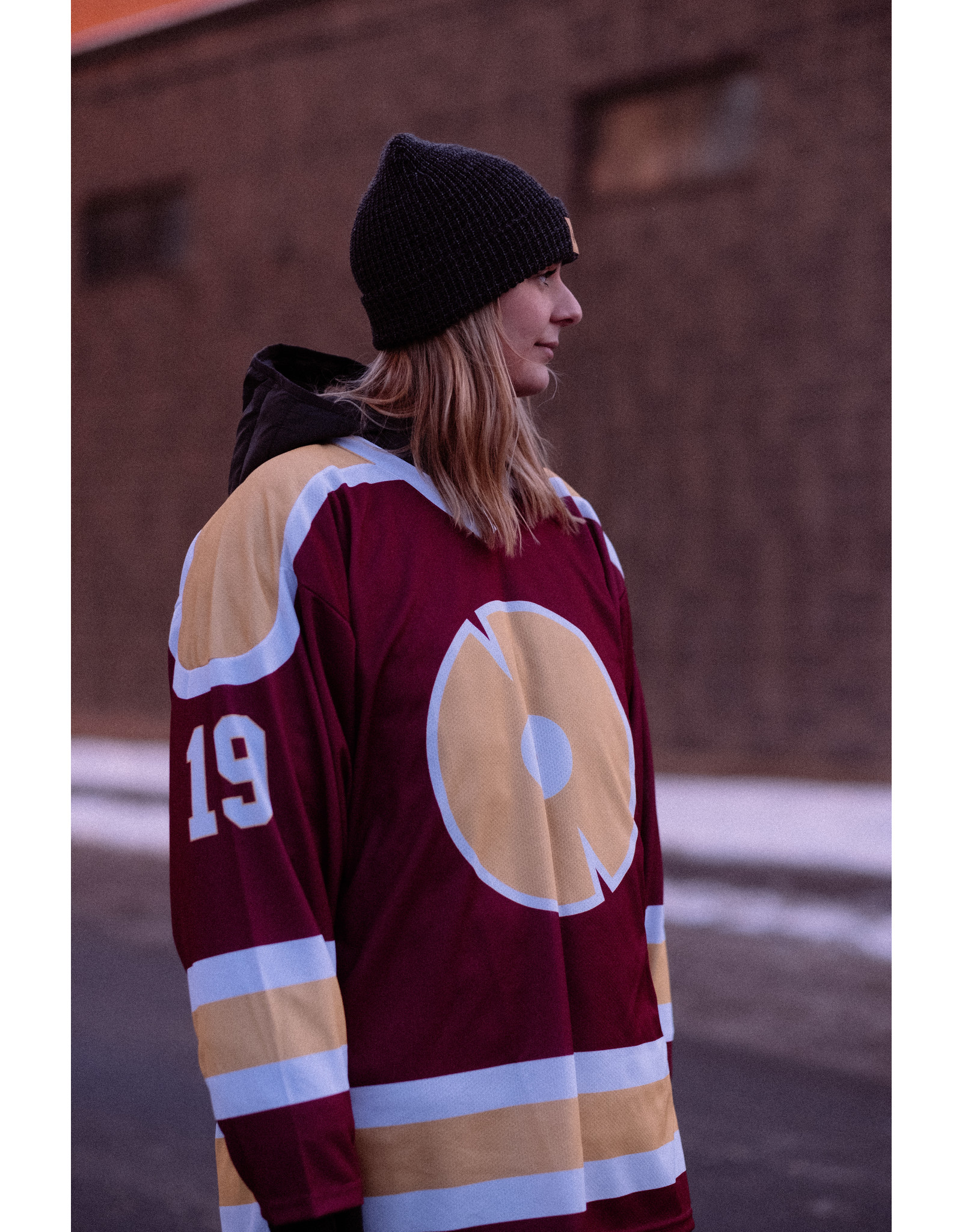 Hockey Sweater - Red | 2019 Collection