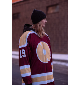 Chandail de Hockey - Rouge | Collection 2019