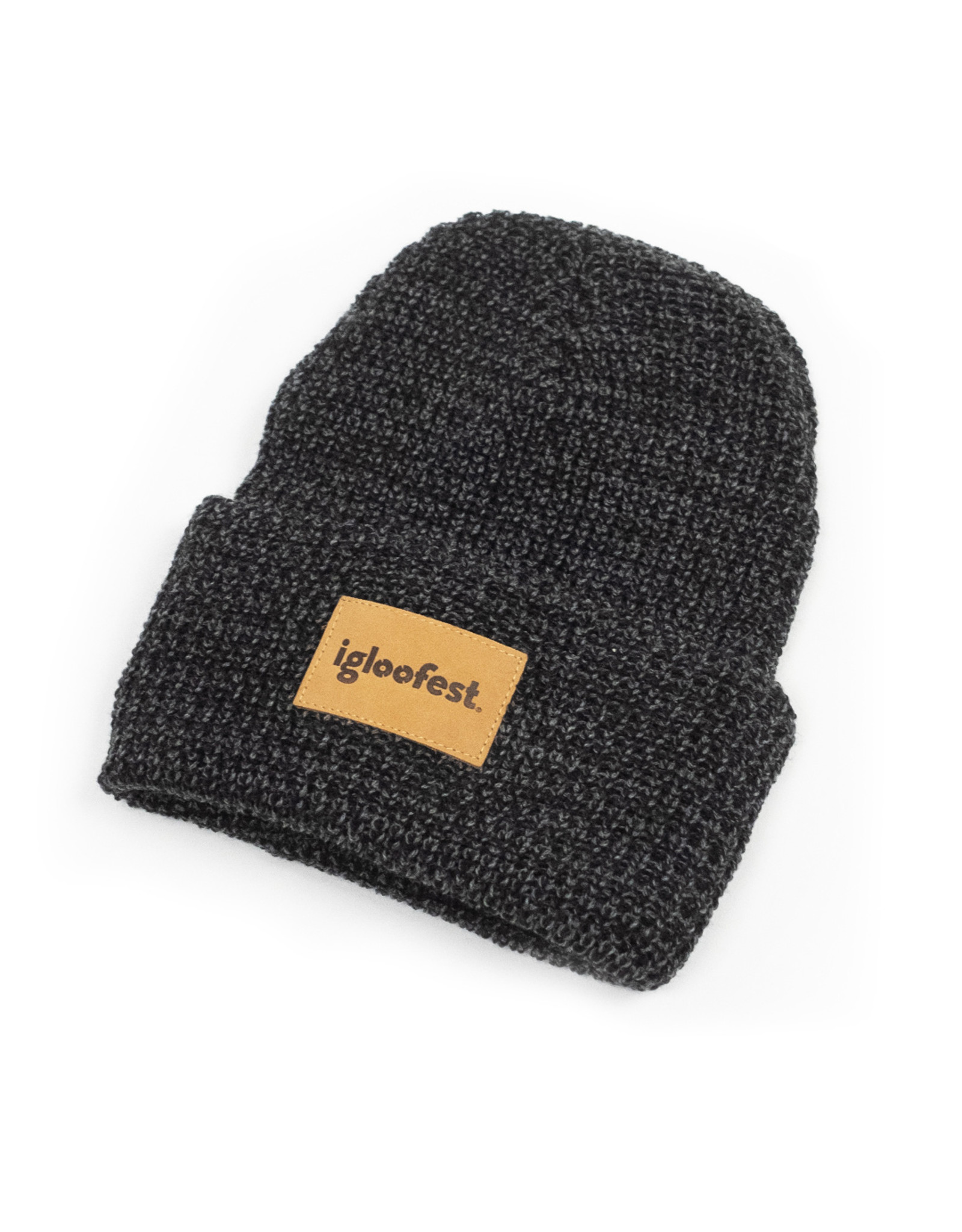 Black Classic Tuque | 2020 Collection