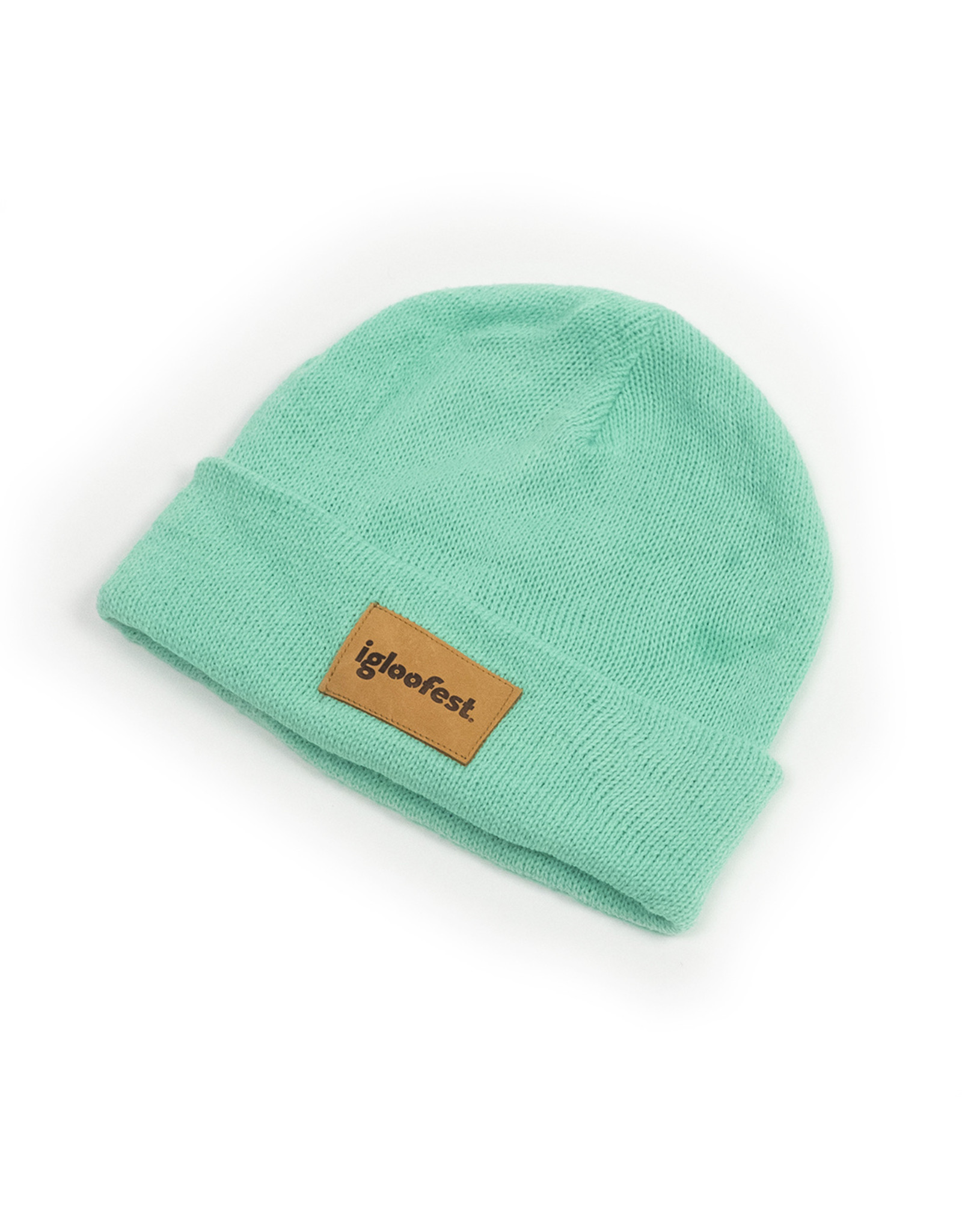 Turquoise Fisherman Beanie | 2020 Collection