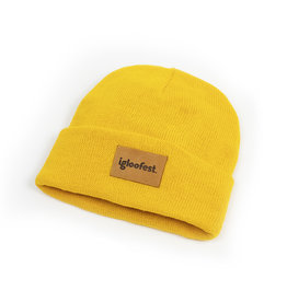 Mustard Yellow Fisherman Beanie | 2020 Collection