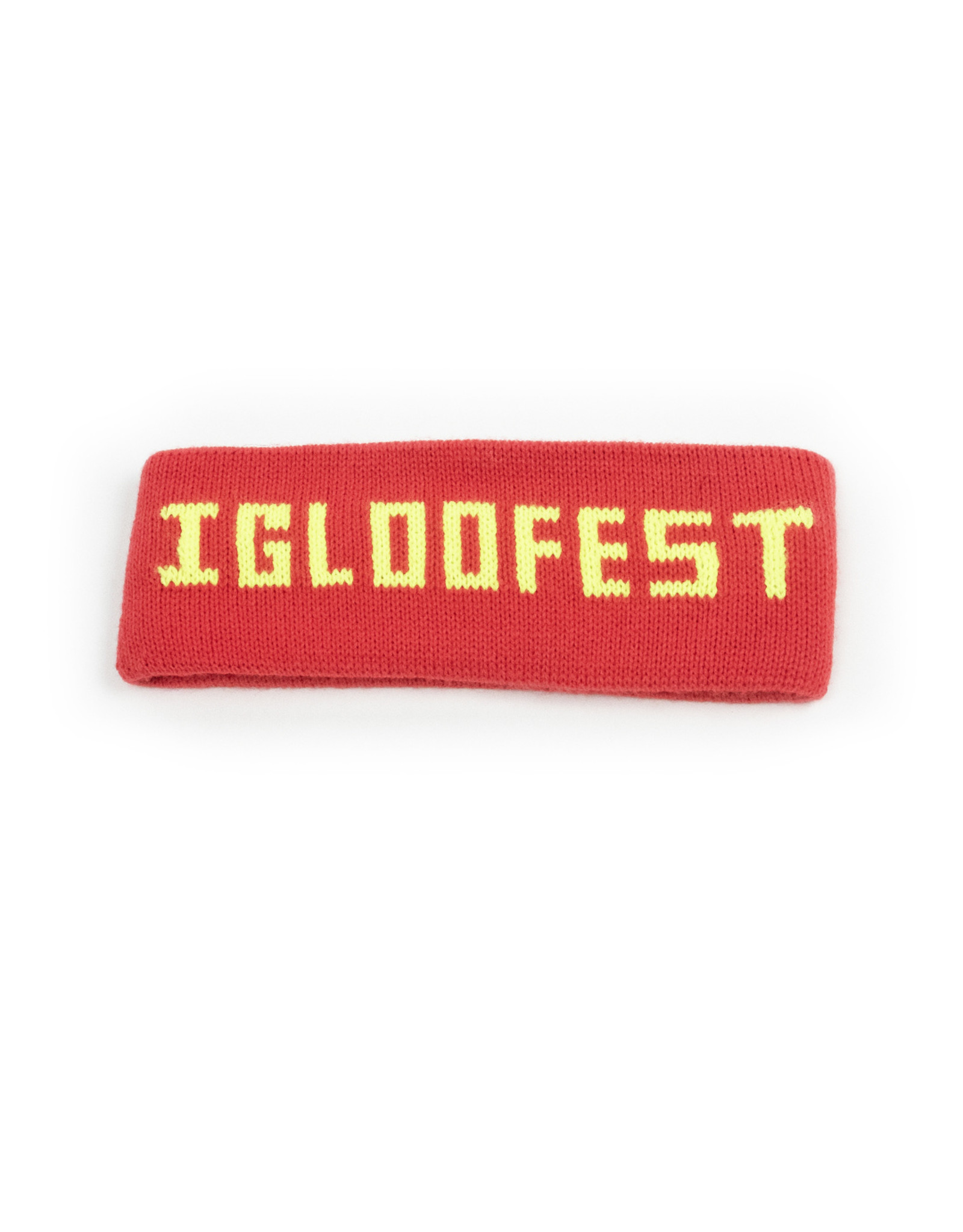 Igloofest Bandeau Rouge | Collection 2015