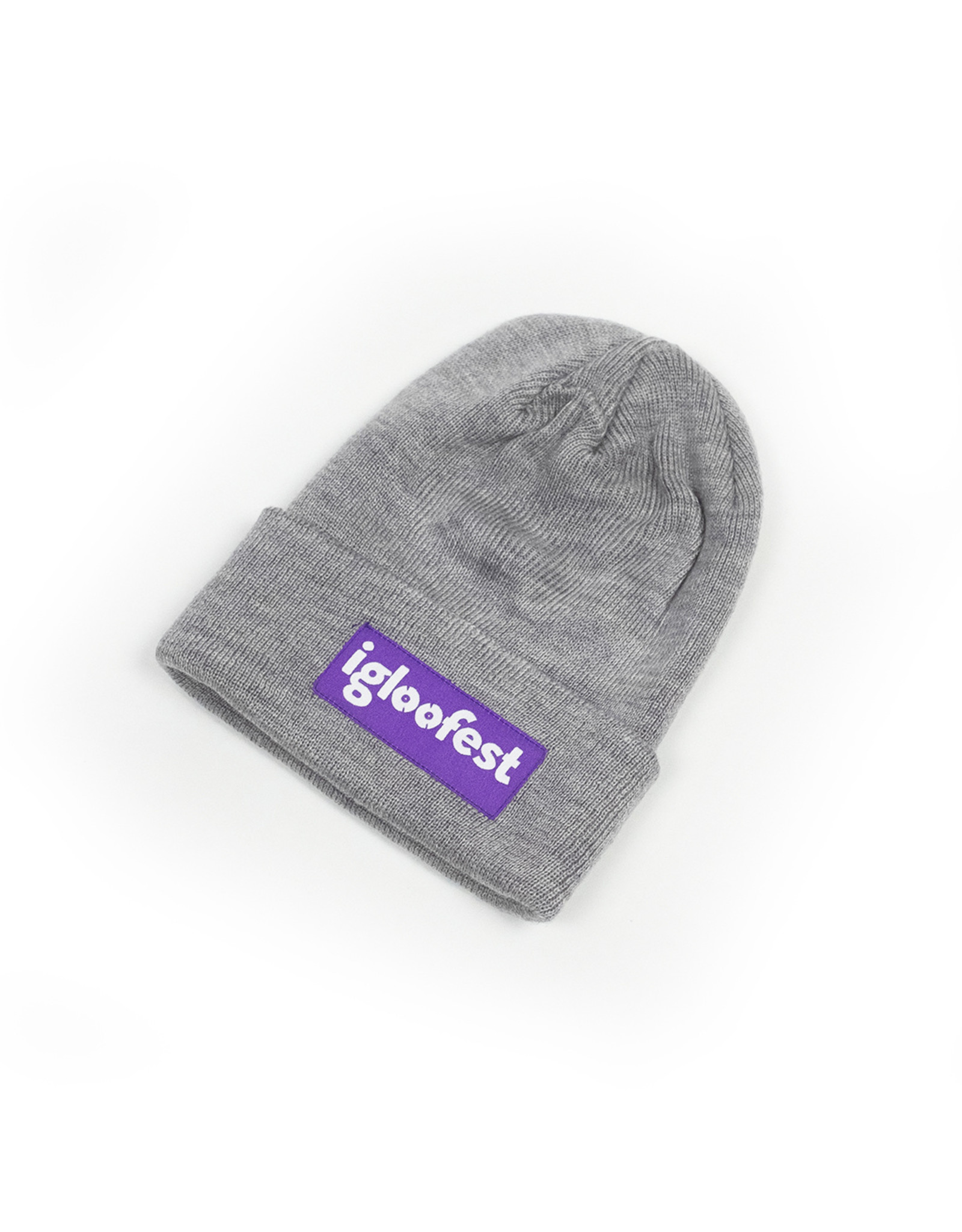 Igloofest Grey and Purple | 2017 Collection
