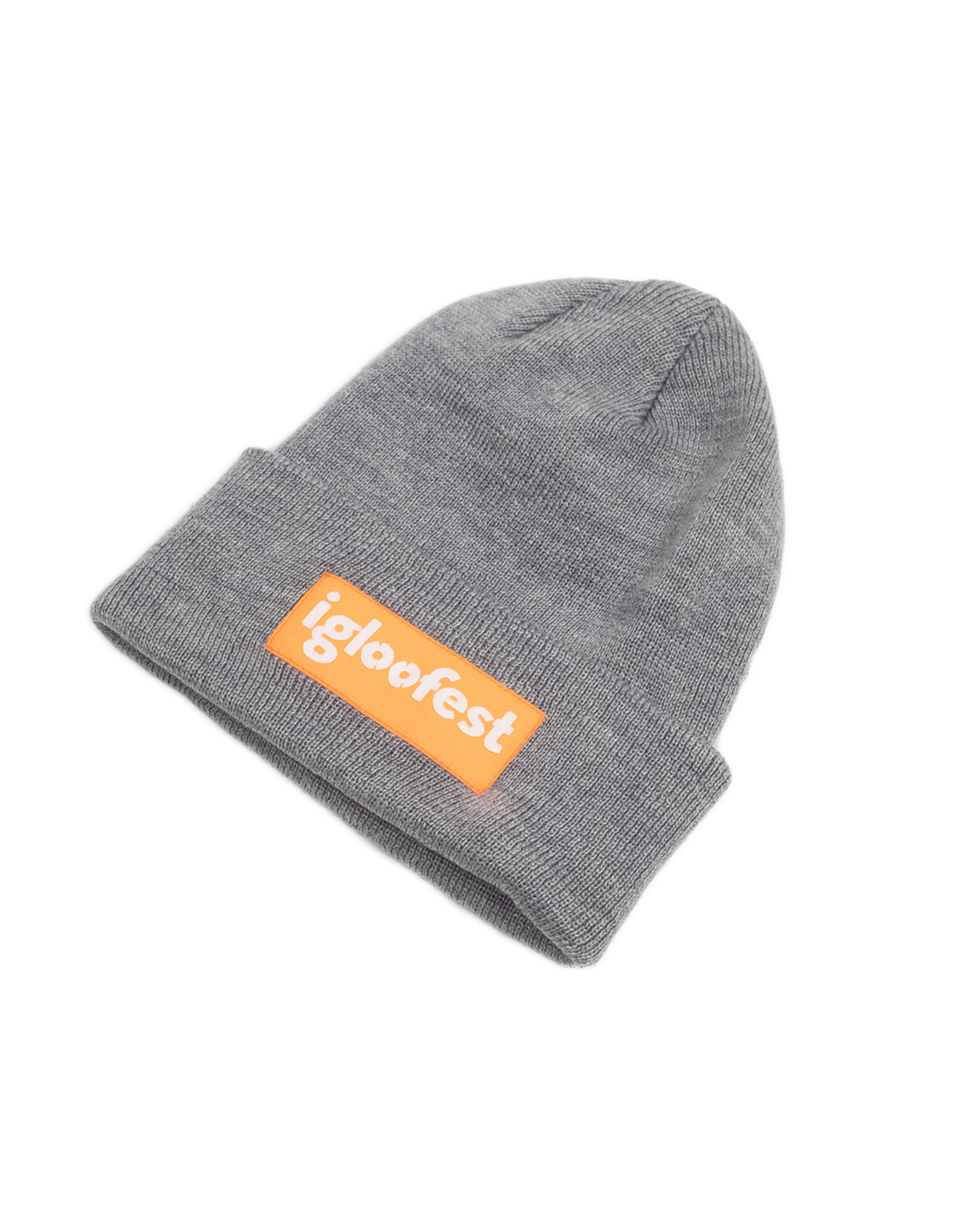 Igloofest Grey and Orange | 2017 Collection