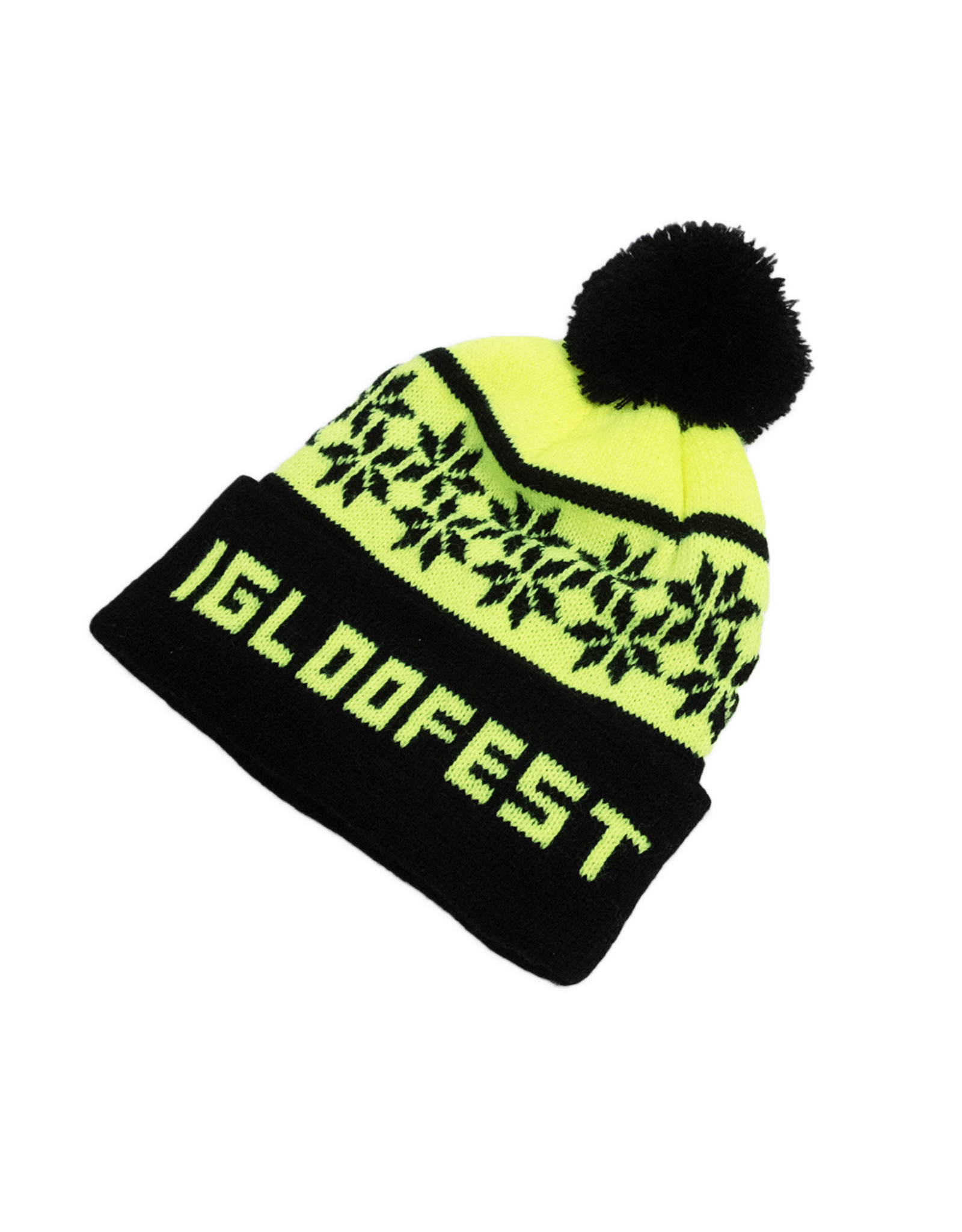 Igloofest Black and Fluo | 2017 Collection