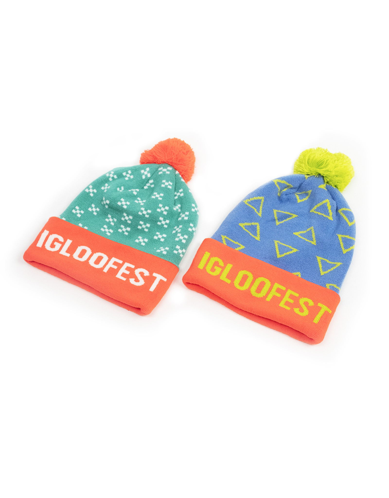 Igloofest Triangle Tricolore | Collection 2016