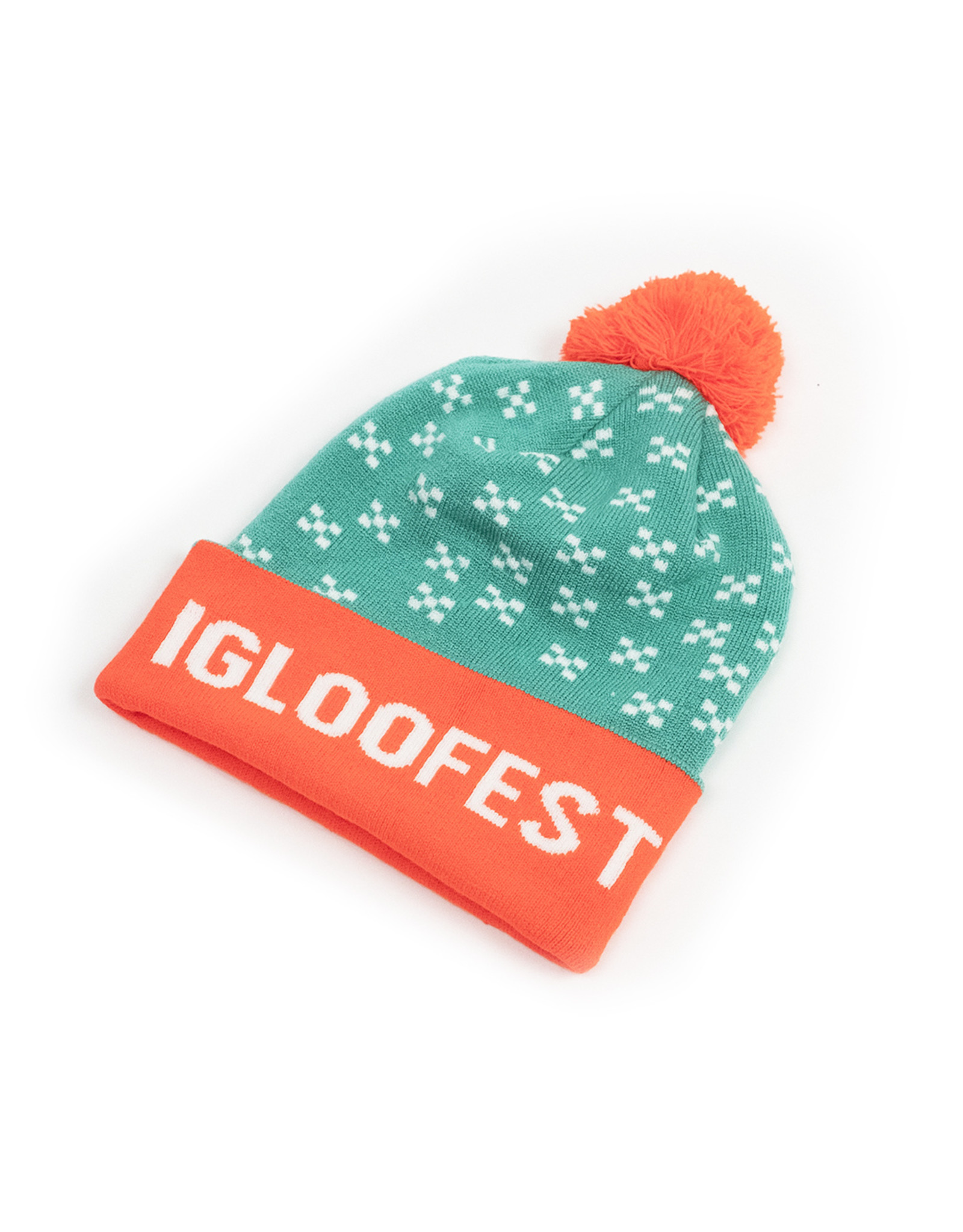 Igloofest Tricolor Snowflake   2016 Collection