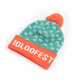 Igloofest Flocon de Neige Tricolore | Collection 2016