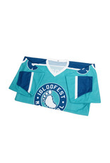 Turquoise Hockey Sweater   2020 Collection