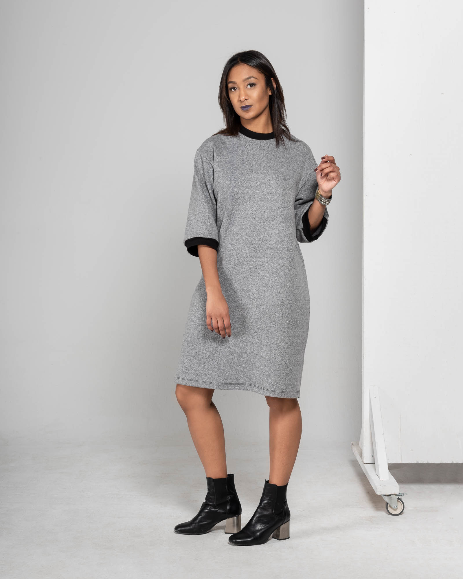 Evie - long dress-1