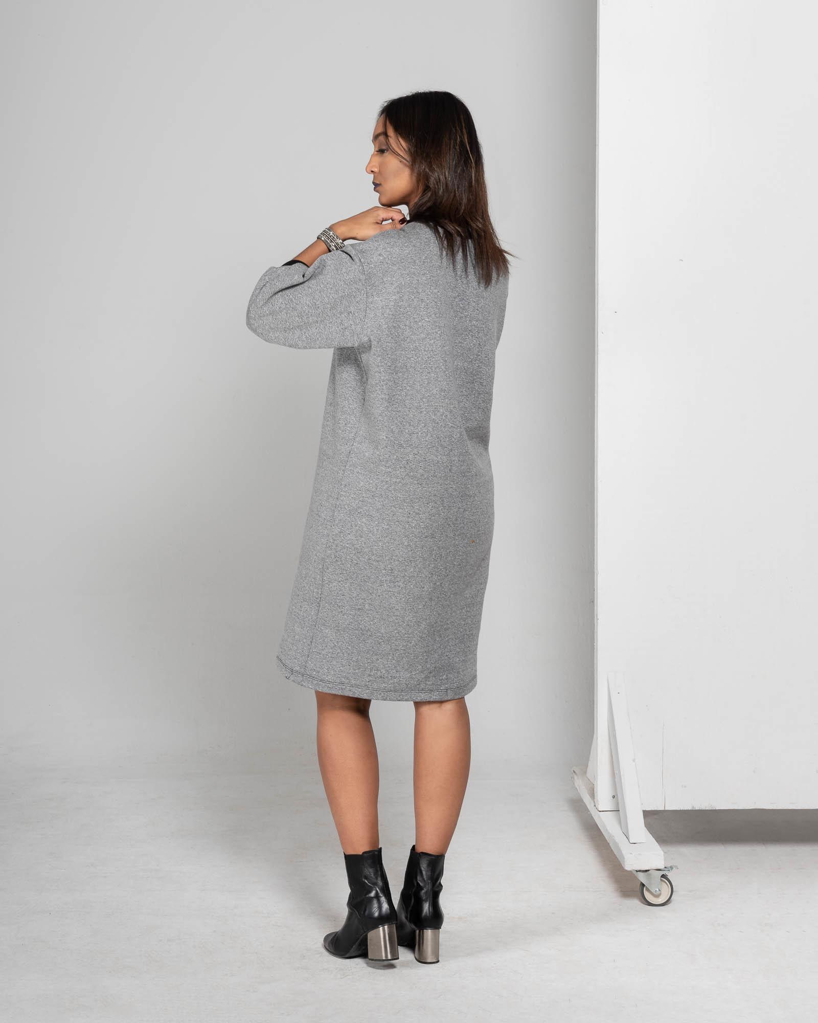 Evie - long dress-2