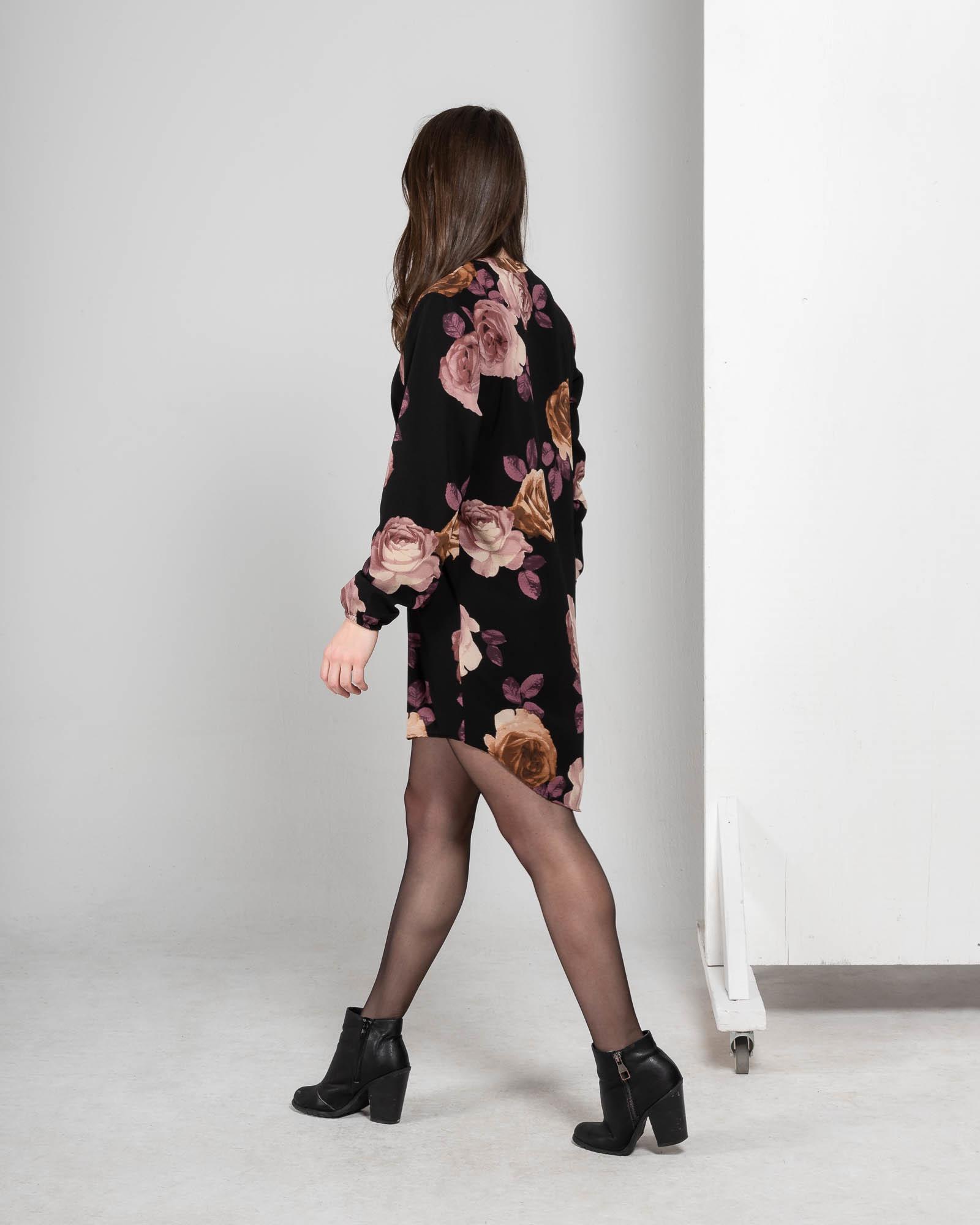 Tianna - dress long sleeves-2