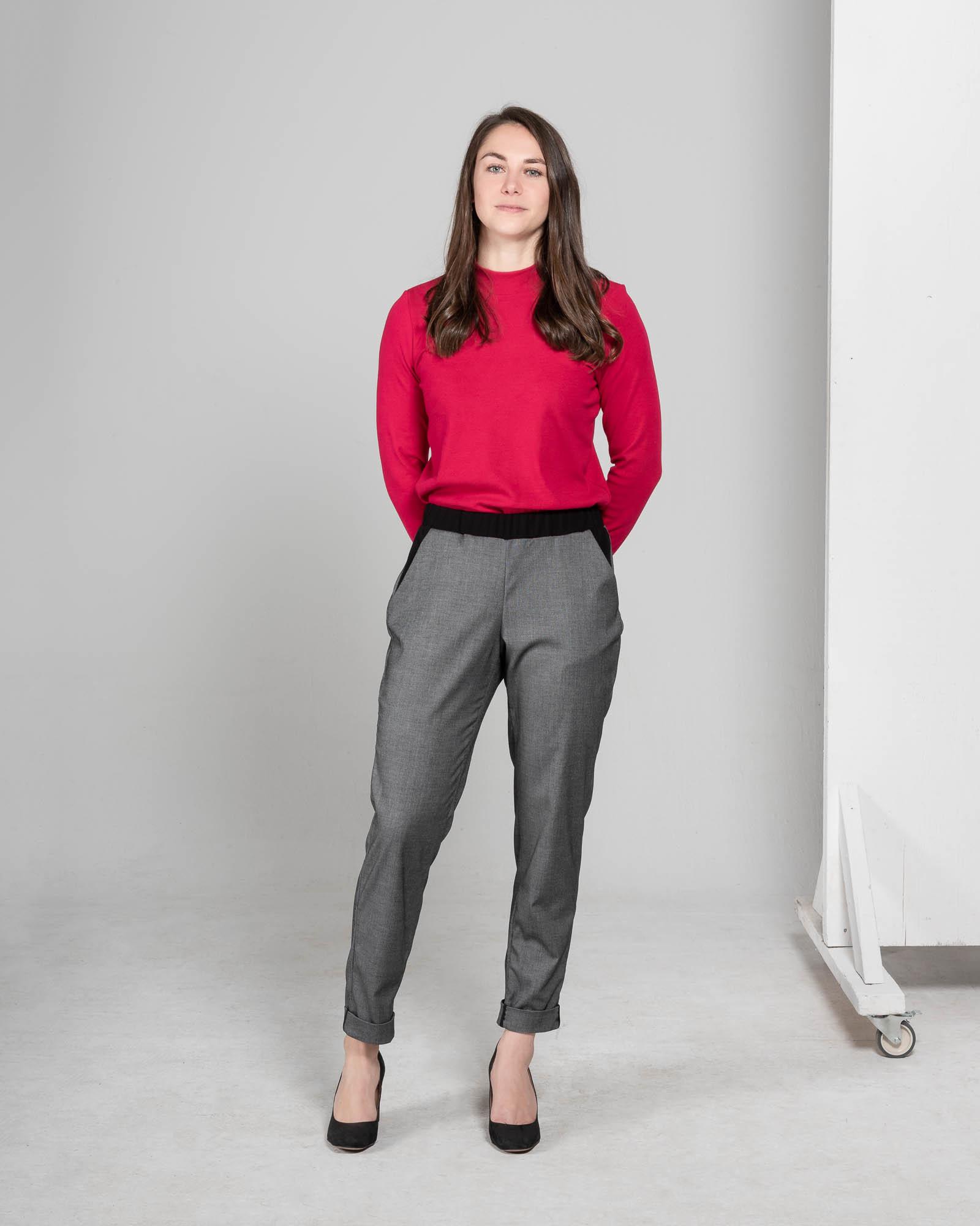 Edie - Pantalon jogger-1
