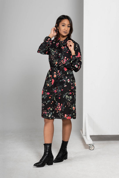 Anisa- Dress floral