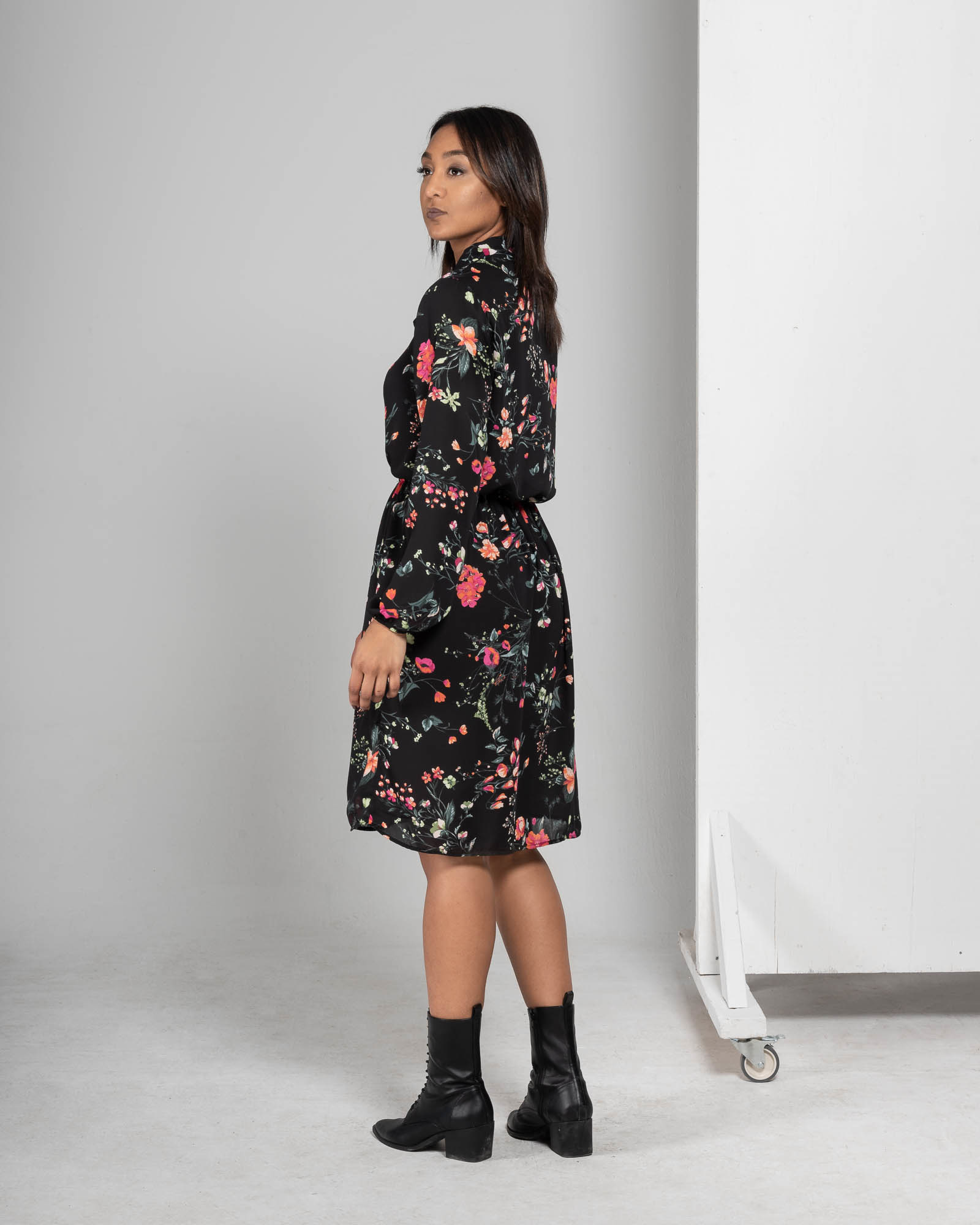 Anisa- Dress floral-2