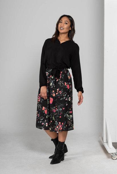 Flora - long skirt