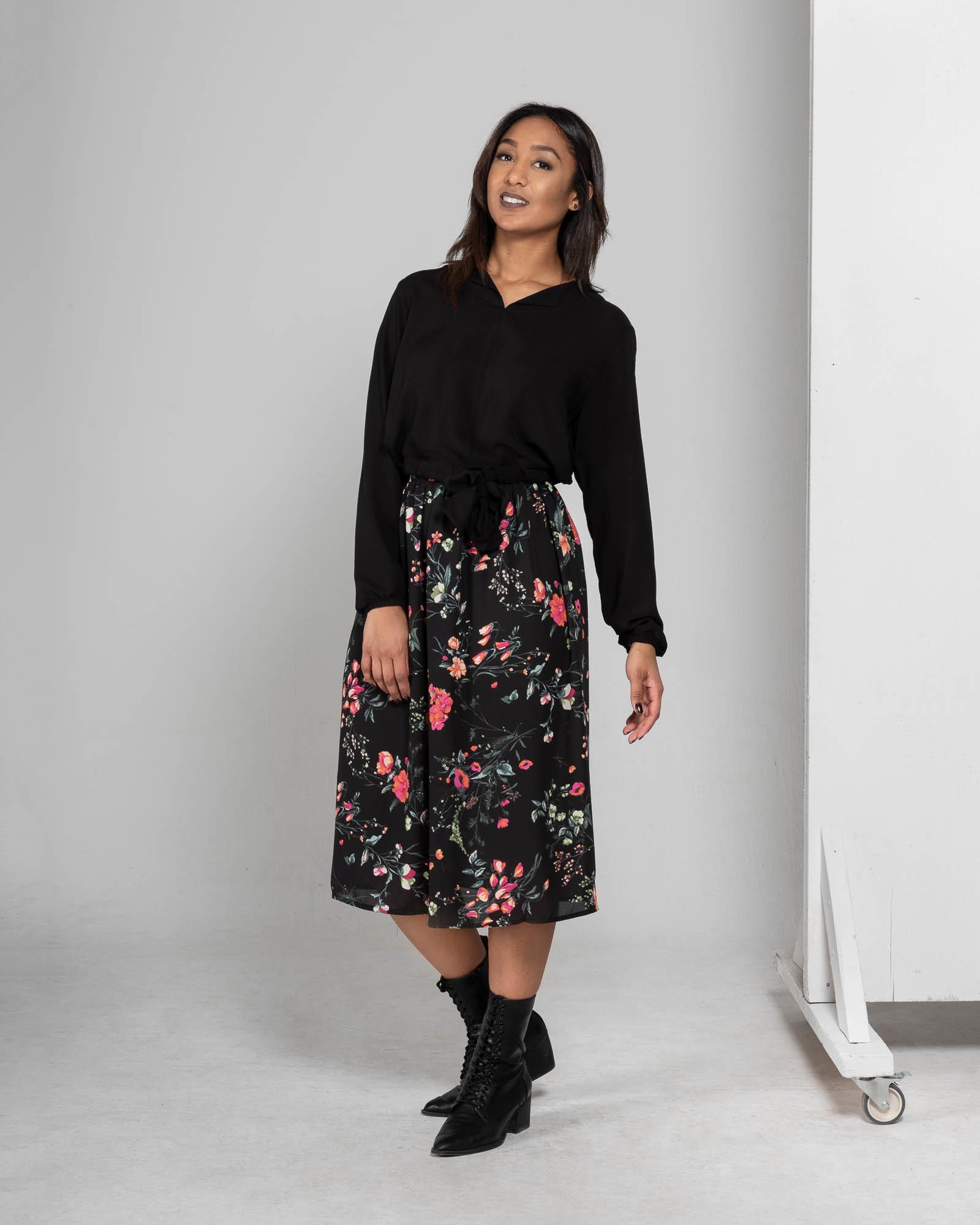 Flora - jupe longue-1