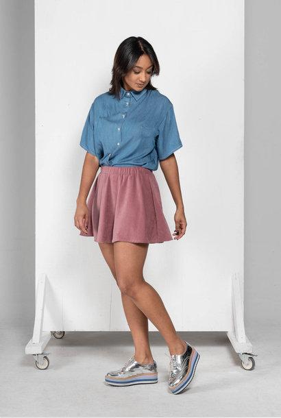 Lily - denim shirt