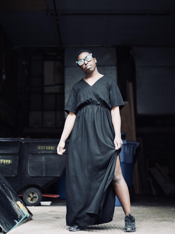 Daphnée – Dress-1