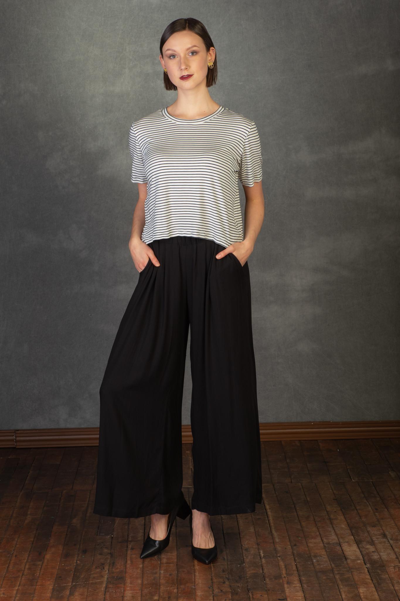 Ayla - t-shirt  blanc-1