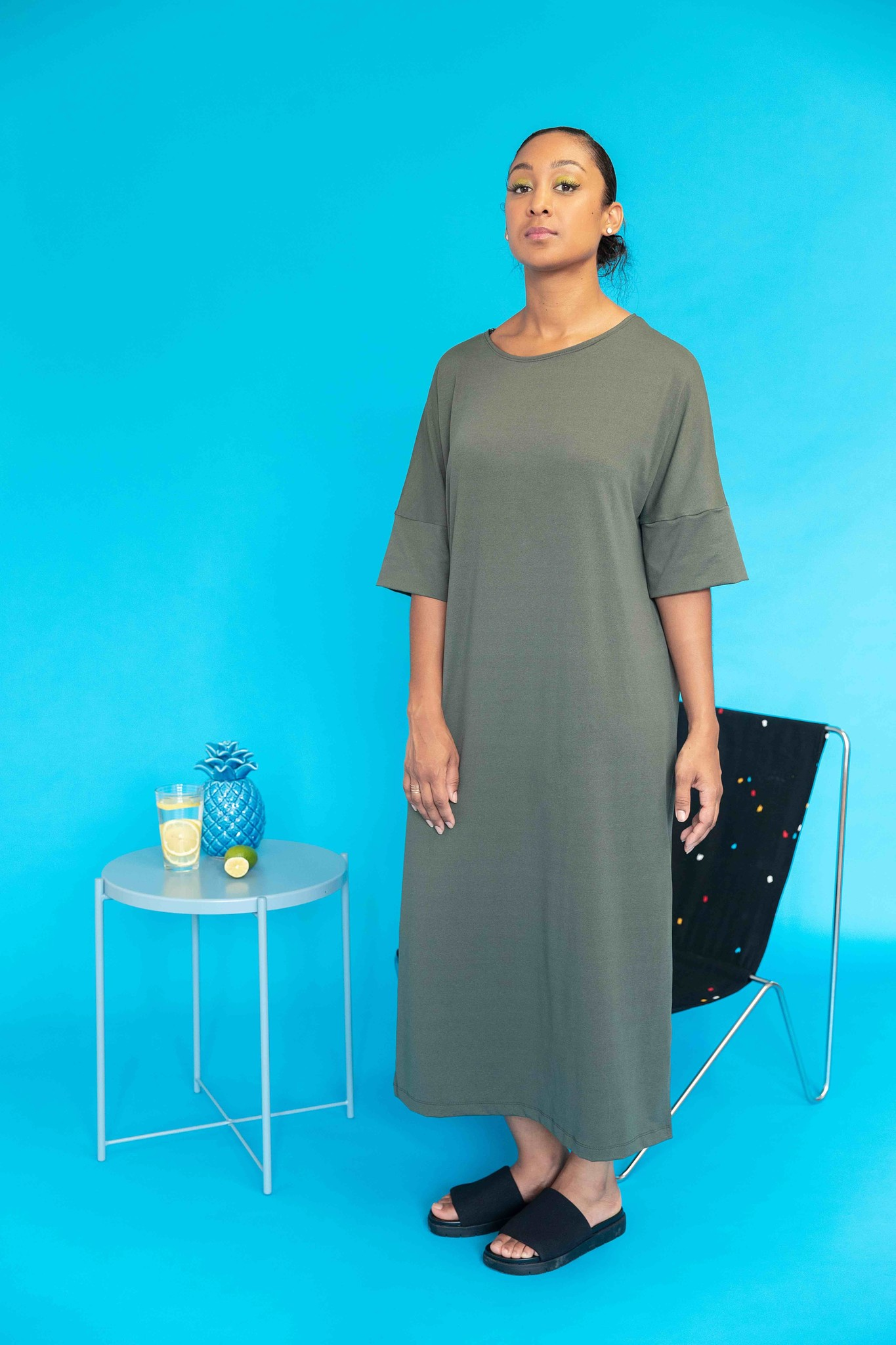 Sallie - Robe maxi-1