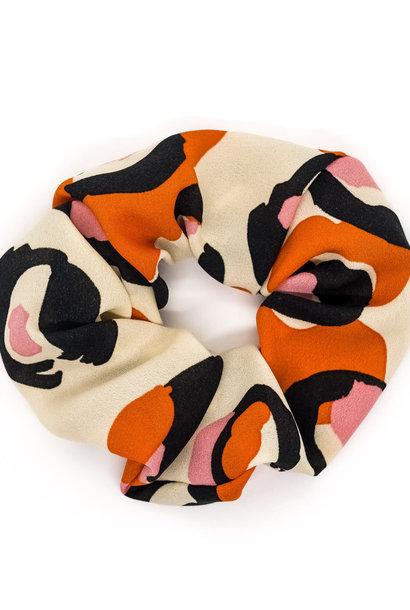 Chouchou imprimé léopard - Billow