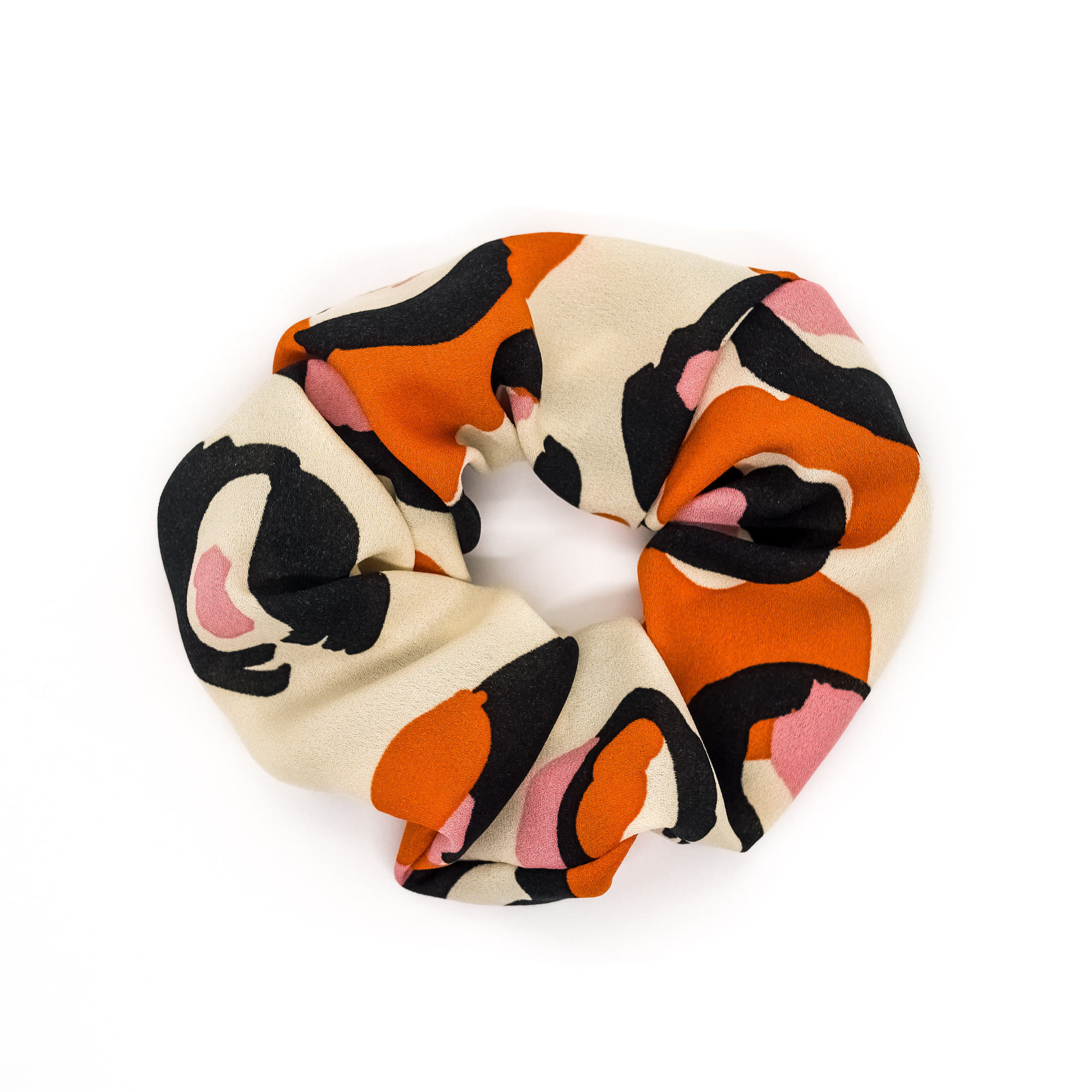 Chouchou imprimé léopard - Billow-1