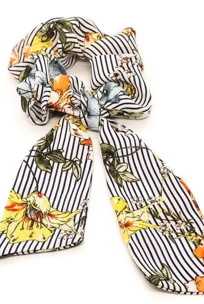 Scrunchie printed  with - Billow