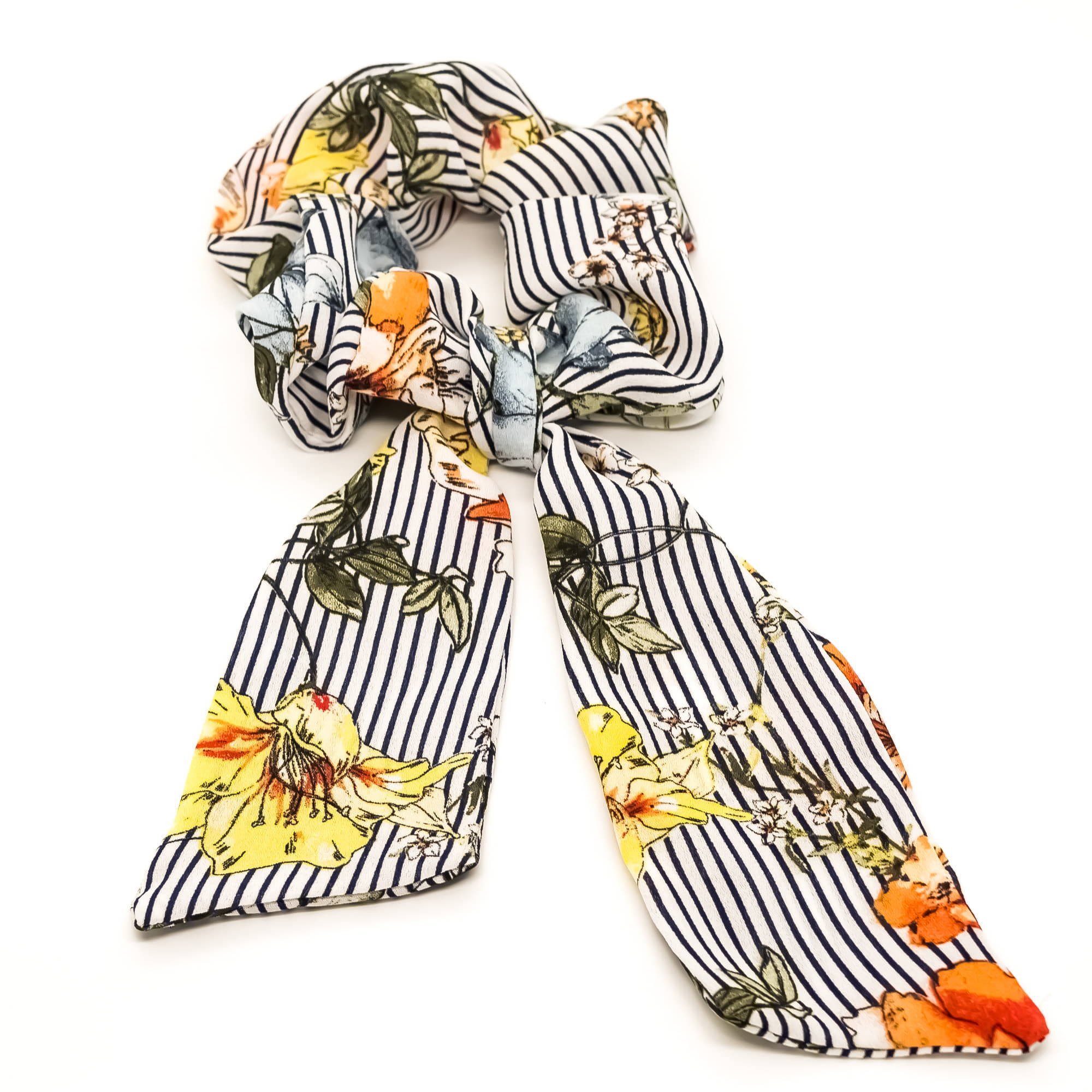 Scrunchie printed  with - Billow-1