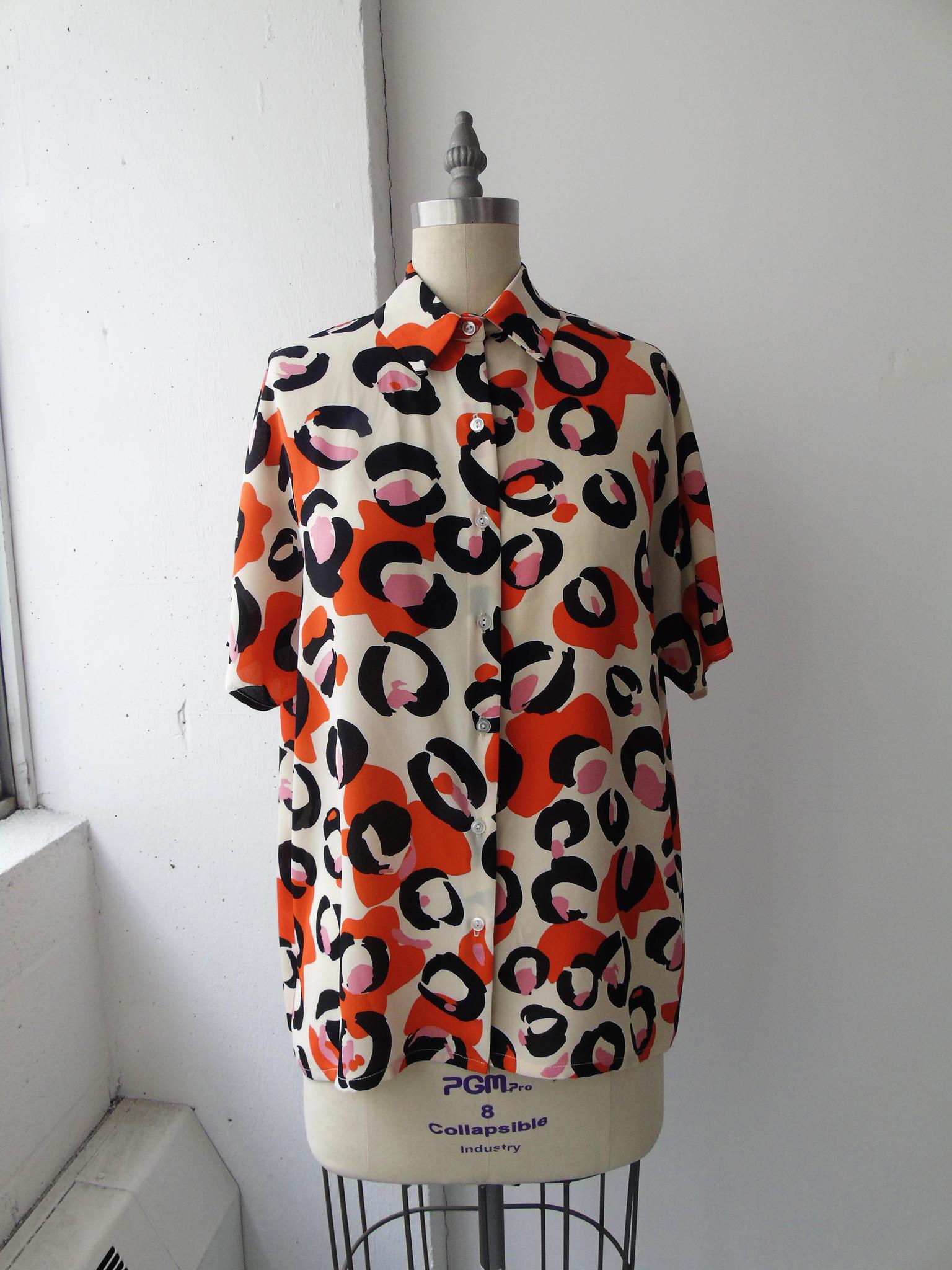 Marine - Shirt leopard-4