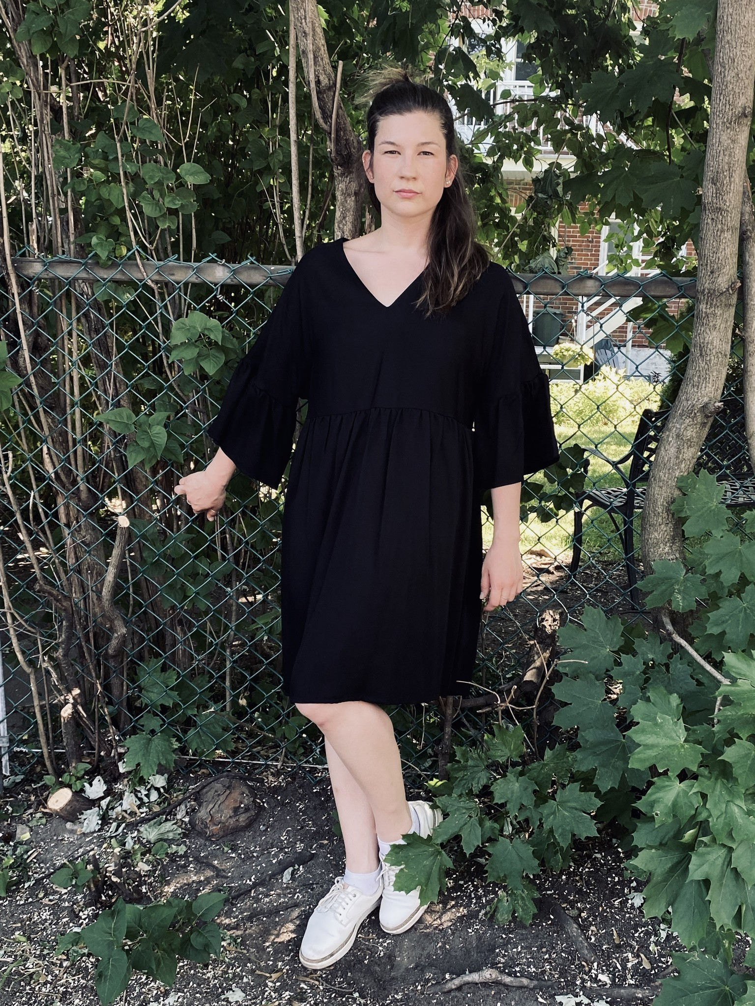 Eleonore - Dress - Black-1