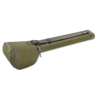 Orvis Safe Passage Rod/Reel Case 4pc Olive Grey Single